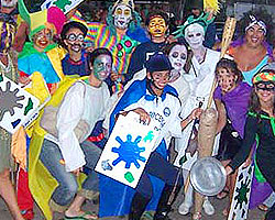 Carnaval - La Pedrera