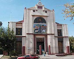 museo san francisco chillan: