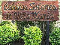 Cabañas Solares de Villa María