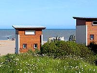Cabañas Playa Luna Roja