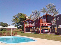 Cabañas los Troncos - San Pedro
