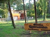 Cabañas Aguamarina